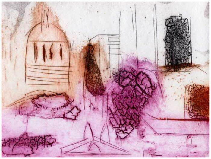 City Skyline - Louise Davies