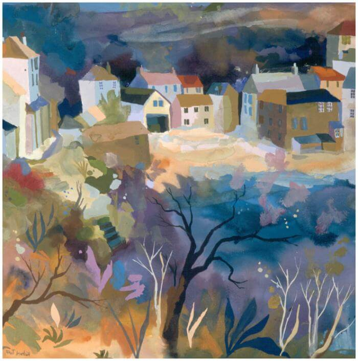 Cliffside Garden - Richard Tuff