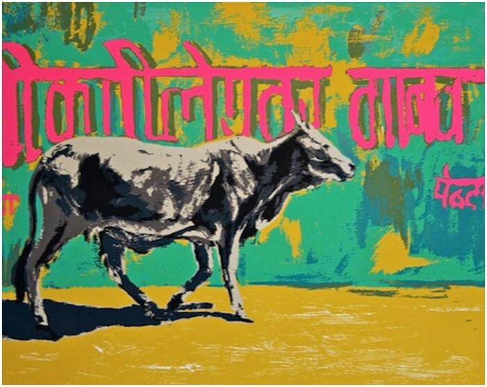 Holy Cow Series V - Natasha Kumar