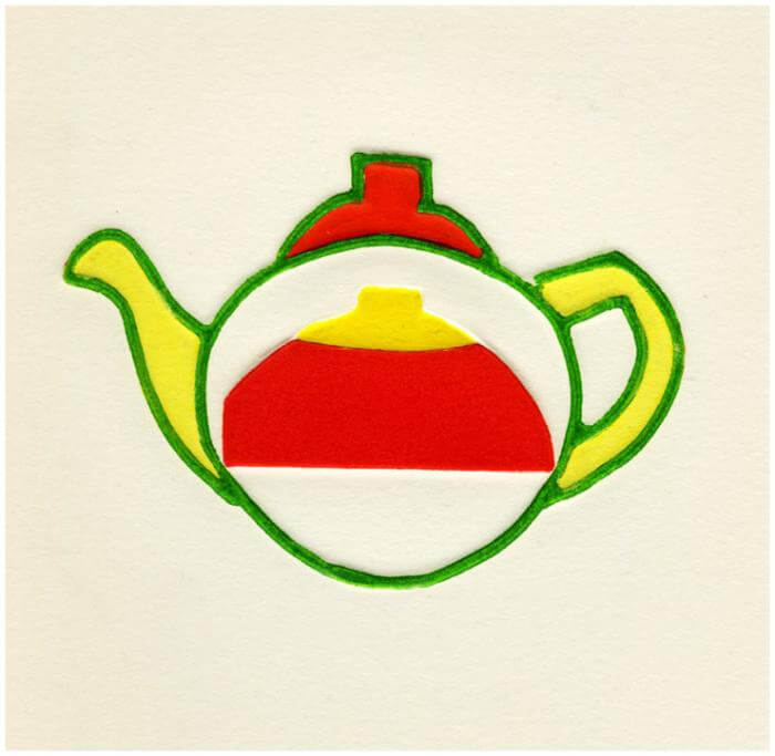 The Tea Pot - Carmen Gracia