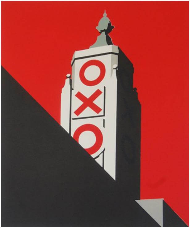OXO Red III - Paul Catherall
