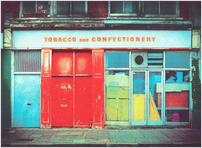 Tobacco and Confectionery - Richard Roberts