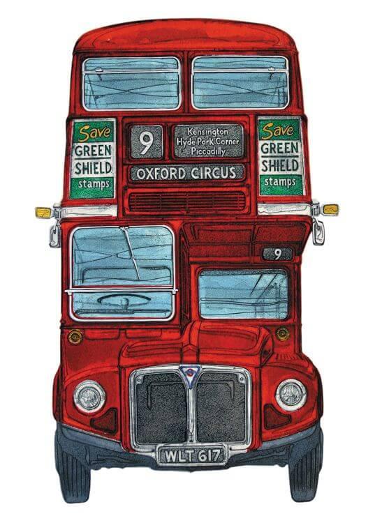 Routemaster - Barry Goodman