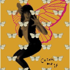 Butterfly Girl by Gerry Baptist