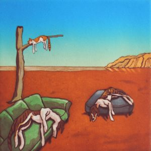 Mychael Barratt - Dali's Dogs