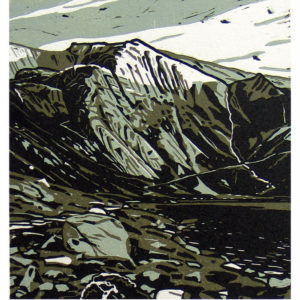 Idwal Syncline I – Ann Lewis