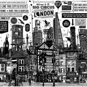 London Circus by Gregori Saavedra