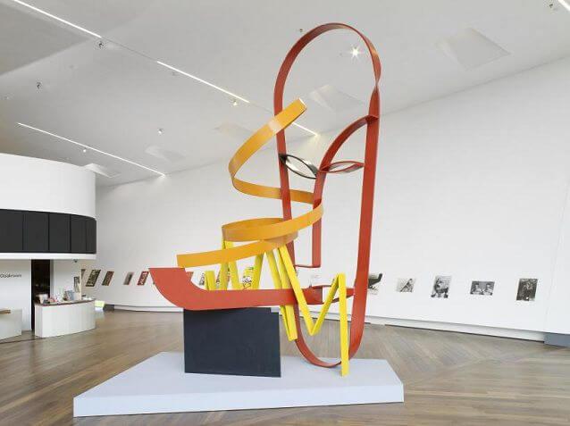 Bruce McLean Sculpture