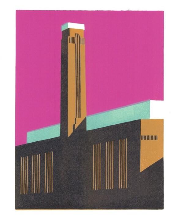 Paul Catherall Tate Modern