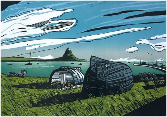 Colin Moore Lindisfarne