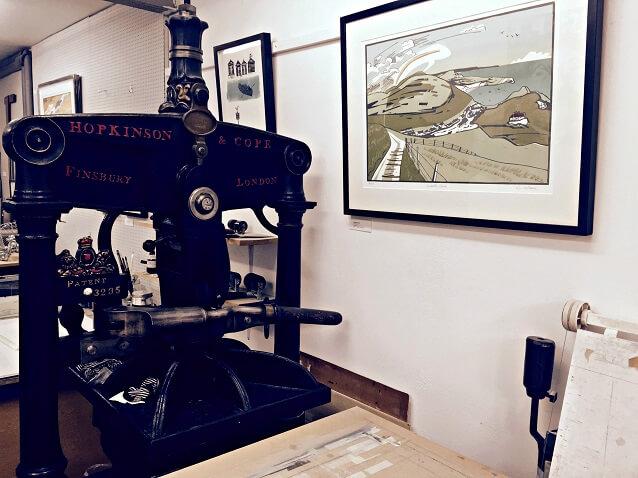 Colin Moore Printmaker